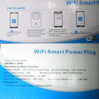 WiFi Smart Power Plug . Broadlink e-control app