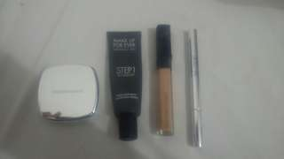Sale! Makeup Bundle (Nars + MUFE + etc)