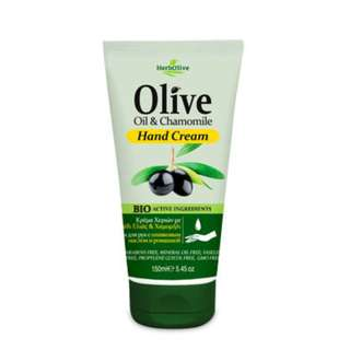 🚚 Greece - HerbOlive Handcream (Olive Oil with Camomile)