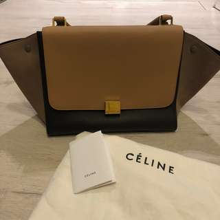 Celine Trapeze Bag medium