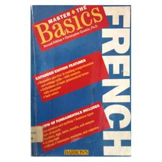BARRON'S FRENCH - MASTER THE BASICS