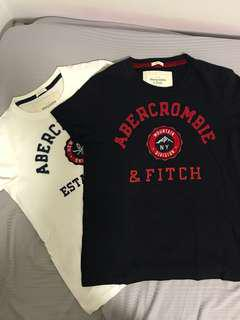 Abercrombie & Fitch Muscle T-shirts