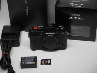 🚚 Fujifilm 富士xt20 平輸保固內 單機身 盒單齊全