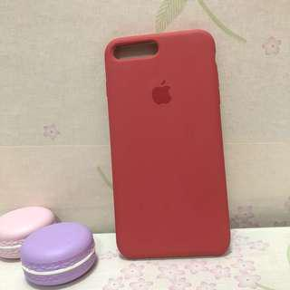 iPhone 7 plus Rose Red casing