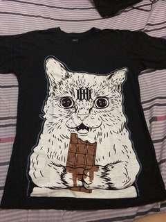 Maternal Cat tshirt