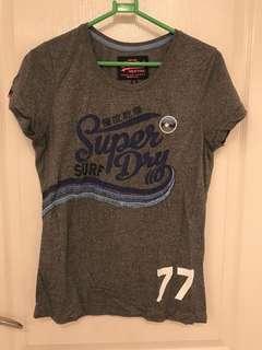 SuperDry Shirt (Grey)