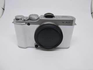 🚚 Fujifilm XA2 單機身 功能良好 盒單齊全