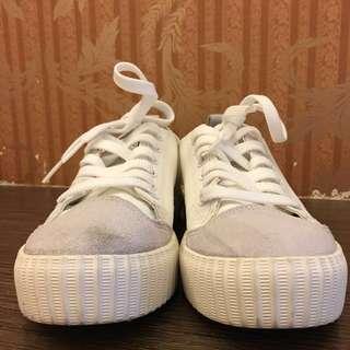 🚚 🇰🇷韓國餅乾小白鞋