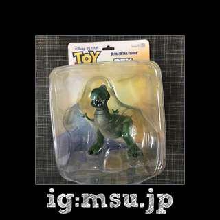 日本 Toy Story Rex Ultra Detail Figure