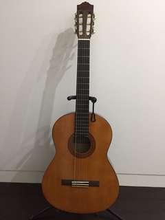 Classical guitar yamaha