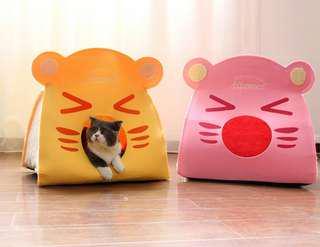 全新 四季通用寵物窩  貓窩 寵物床 貓床 寵物用品