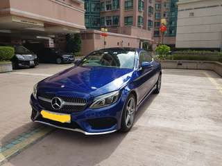 Mercedes-Benz C250 Coupe 2016