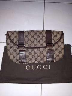 💯Authentic Gucci waist pouch