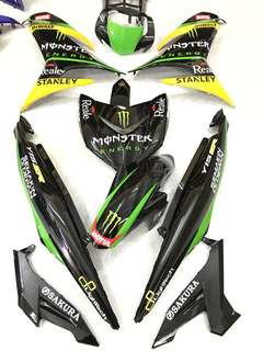 Yamaha Y15zr T3 monster Coverset HLD