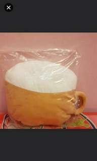 Lipton Limited Edition Tea Cup Cushion/Pillow