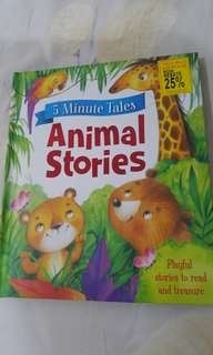 Animal stories bedtime stories