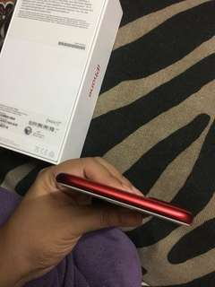 Iphone 7Plus Red Edition 128gb ORIGINAL