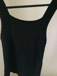 Aritzia Wilfred Knit Top
