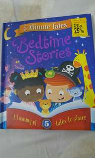 Bedtimes stories 5 minute