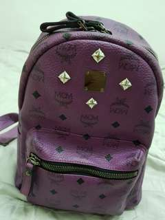MCM Backpack Small