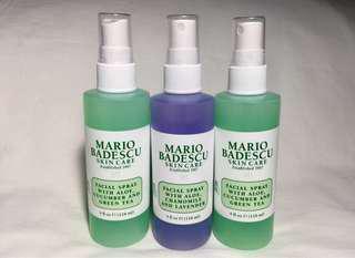 Mario Badescu Facial Spray 4fl oz.