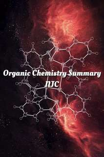 Organic Chemistry Summary