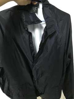 Dickies 素面教練外套 深藍美版S 版偏大