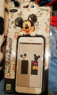 HK Disneyland Mickey Mouse iphone 7 case