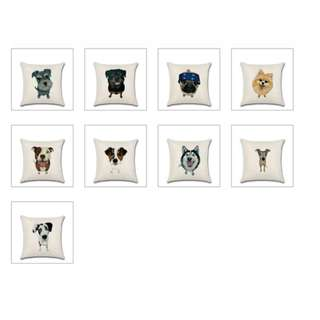 Preorder - CUTE Cats and Dogs Cushion Covers