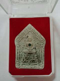 Phra Khun Paen Lang Phan Boon Nur Phong (Holy Powder Material) Roon Setthi 9 Mongkol B.E 2560