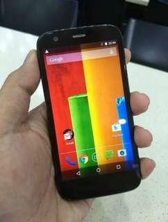 Motorola Moto G Black 8gb