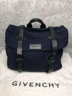 Givenchy satchel messenger bag