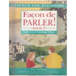 FRENCH FOR BEGINNERS (392 Pages 2nd Edition)