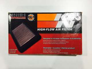 K&N 33-2031-2 Replacement Air Filter