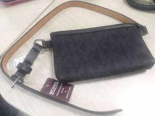BN Auth Michael Kors Belt Bag