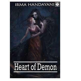 Ebook Heart of Demon - Irma Handayani