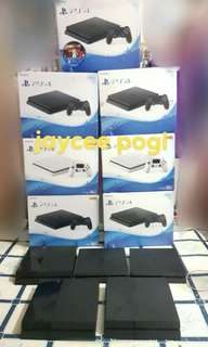 ps4 phat,slim,pro 2ndhand and brandnew available legit seller
