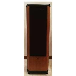Tannoy D500 floor standing speakers (a pair)