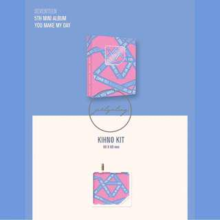 [PREORDER] SEVENTEEN - YOU MAKE MY DAY (Set The Sun KIHNO Album)