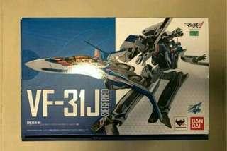 全新日版 DX超合金VF 31Super parts$1200