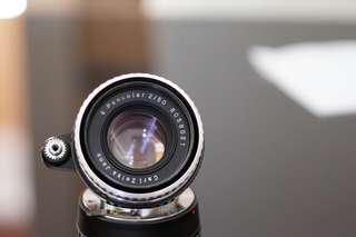 Zeiss pancolar 50mm f2 exa mount tested working vintage camera lens