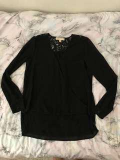 Michael kors blouse