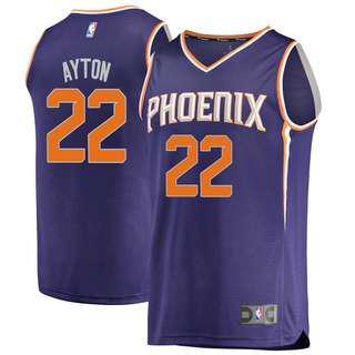 (PO) Deandre Ayton #22 Phoenix Suns jersey