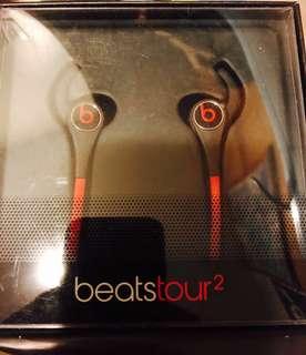 Beats tour2 耳機