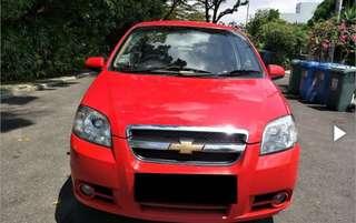 Chevrolet Aveo 1.4 auto