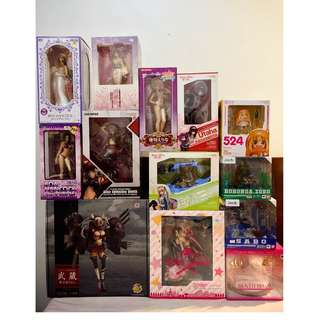 Scale Figures All Authentic