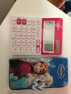Assorted calculators