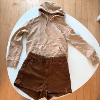 H&M + AA outfit