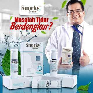 Snorky Cream Ubat Dengkur