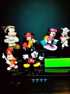 中古絕版:迪士尼出品,米奇景品,超過10年,保存良好,可散出,有意pm